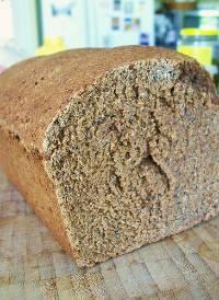 Maslin Rye Bread