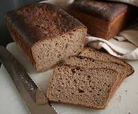 80% Rye with Flour Soaker
