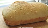 Pane in cassetta di altamura/semolina bread