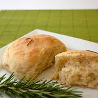 Rosemary Garlic and Butter Rolls