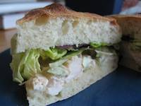 Semolina Sandwich Buns