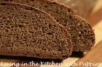 80 Percent Sourdough Rye with a Sourdough Soaker