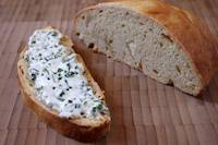 Whey Bread & Yoghurt Cheese