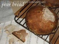 pear bread based on