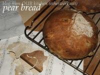 pear bread based on