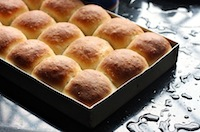 Laadi Pav (Indian Bread Rolls)