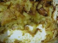 Turkish Fig Pudding