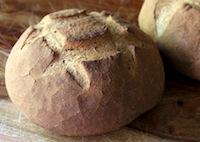 Pane Toscano Scuro (Dark Tuscan Bread)