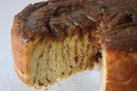 Spiral Coffee Cake/Giant Cinnamon Roll