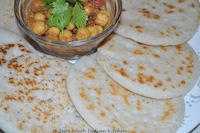 Kallappam/palappam/Laced rice and coconut pancake