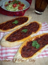 Turkish Pide