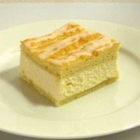 Sweet Bread Cheesecake