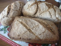 Mixed Flours Loaves