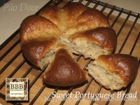 Pão Doce - Sweet Portuguese Bread