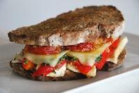 Gourmet Cheese Sandwich