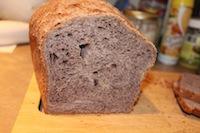 Blueberry Apple Bread