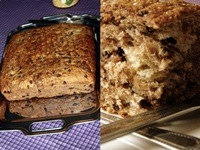 Chocolate Loves Vanilla Bread