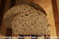 5-Grain Bread