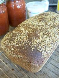 Supermoist Wheat Bread