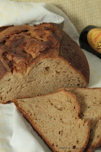 Anise and Guinness bread