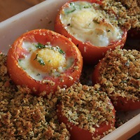 Stuffed Tomatoes - Recipe