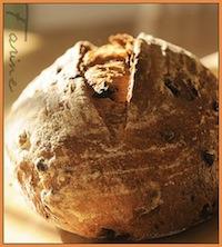 Thom Leonard's Olive Bread