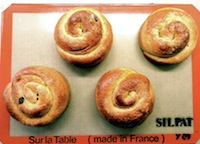 Raisin Challah Bread