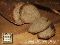 Brunkeberg's Bakery Long Brown Bread