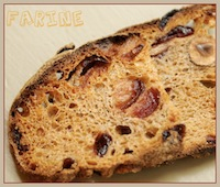 Cranberry-Hazelnut Whole Wheat Crisps