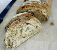 Jalapeño and Corn Loaf