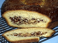Pecan Spiral Bread