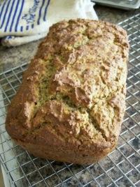 Gluten-Free Double Quinoa Bread