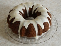 Sourdough Pumpkin Spice Cake