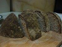 Four - Grain Porridge Sourdough Bread