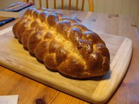 Sourdough Challah