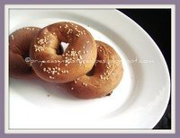 Ka'ak - Arabic Bread Rings