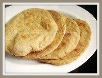 Khobz' Arabi - Arabic Flat Bread