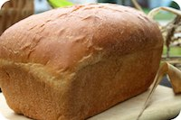 Mabon Marigold Honey Wheat Bread