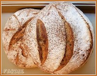 Pain campagnard (Country Bread)