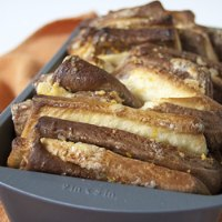 marbled pull apart bread