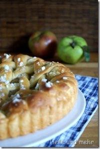 Rheinischer Apfelkuchen