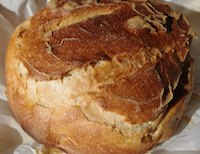 Gluten-free Wild Yeast Baguette and Boule