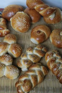 Delicious and varied rolls