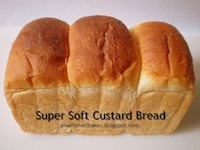 Super Soft Custard Bread