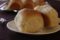 Sweet Milk Rolls/Buns