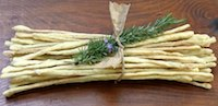 Rosemary - Cornmeal Grissini