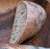 Toasted Walnut Long Graham Bread