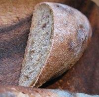 Toasted Walnut Long Graham Bread