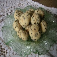 Bread Crumb Cookies