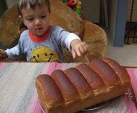 Orange Marmalade Loaf